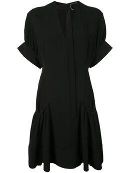 Proenza Schouler короткое креповое платье R2013011BY116