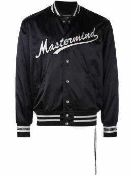 Mastermind World куртка-бомбер с логотипом MW19S02BL007500