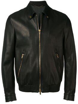 Ajmone классическая куртка на молнии P1EXNAPPA
