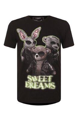 Хлопковая футболка Dom Rebel CLIQUE/REGULAR T-SHIRT