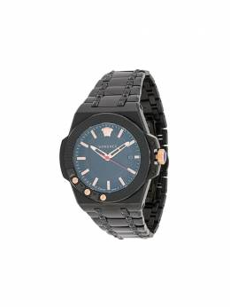Versace наручные часы Chain Reaction 45 мм VEDY00719