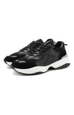 Комбинированные кроссовки D24 Dsquared2 SNM0096 01501276