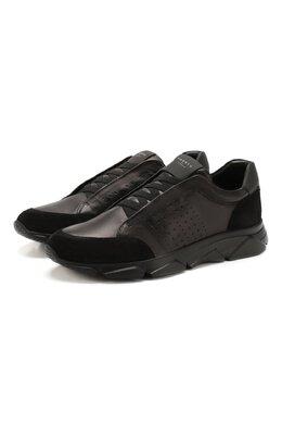 Кожаные кроссовки Harrys Of London 43110322299/S0FT NAPPA