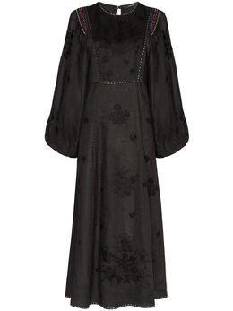 Vita Kin платье с цветочной вышивкой DM0106HPF12