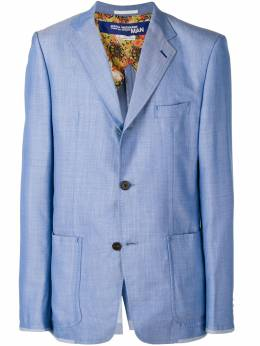 Junya Watanabe Man fitted tailored jacket WKJ01405115