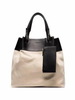 Bottega Veneta сумка-тоут с тисненым логотипом 578341VMA42