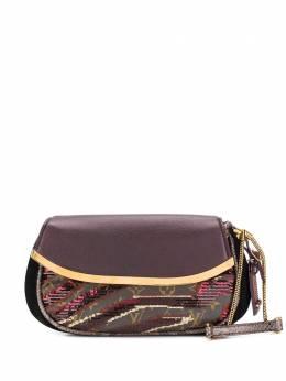 Louis Vuitton клатч Savage Cub pre-owned CSIM0319LVBAG2