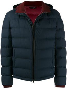 Brioni куртка-пуховик на молнии SUMS0LP8803