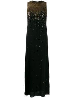 Givenchy вечернее платье с пайетками BW20Q010R4