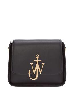 J.W. Anderson каркасная сумка с металлическим логотипом HB0107LA0011999