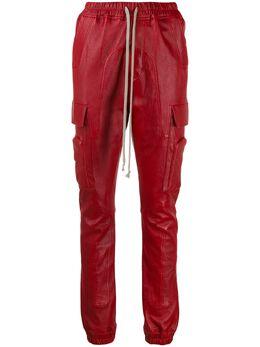 Rick Owens брюки карго Larry RO19F5361LS