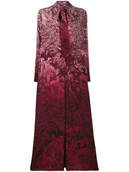 F.R.S For Restless Sleepers длинное расклешенное платье с принтом AB000681TE00355