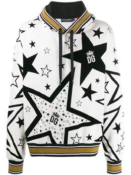 Dolce&Gabbana худи с принтом Millennial Stars G9QF8TG7TRU