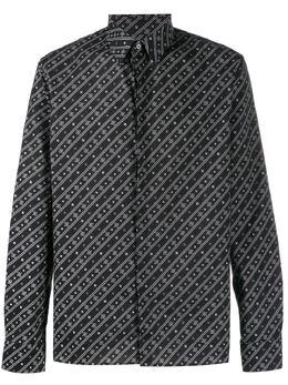 Fendi рубашка Karligraphy FS0745AAPC