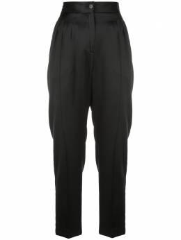 Nili Lotan прямые брюки Lia 10389W349