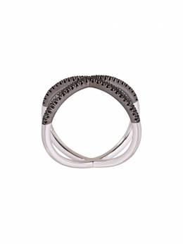 Alinka тонкое двойное кольцо 'KATIA' ZABD0021F818W1383
