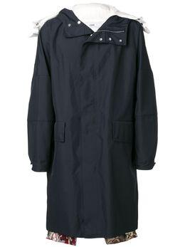 Oamc однобортное пальто I024425
