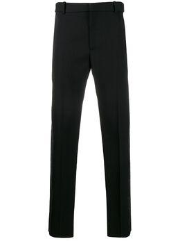 Alexander McQueen брюки строгого кроя 605845QOV01