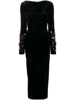 Talbot Runhof вечернее платье Tolga TOLGA6ND20