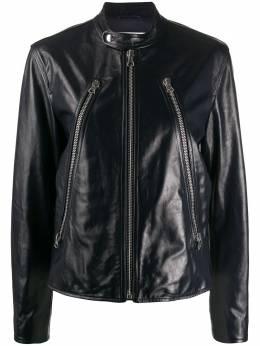 Mm6 Maison Margiela куртка без воротника S52AM0146SY1448