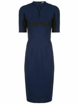 Mugler платье миди Scuba Robe 19P1RO1125652