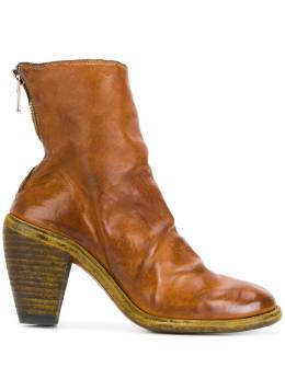 Guidi ботинки на молнии сзади 30062