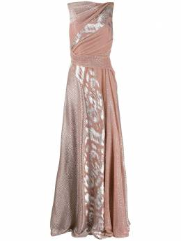 Talbot Runhof платье Solymar SOLYMAR12FK85