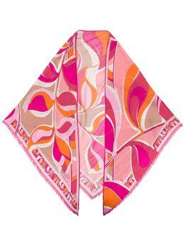 Emilio Pucci платок с принтом 0EGB360EH36
