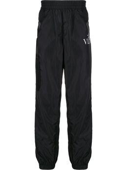 Valentino спортивные брюки с принтом VLTNSTAR TV3REA855VF