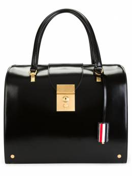Thom Browne сумка-тоут с портфельной застежкой FAP001A00003