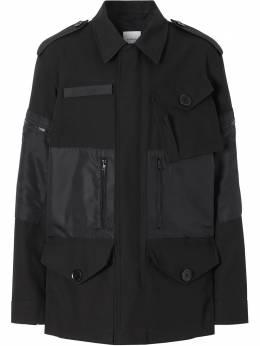 Burberry габардиновая куртка 8024954