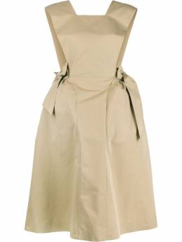 Pushbutton расклешенное платье без рукавов PB2010506W