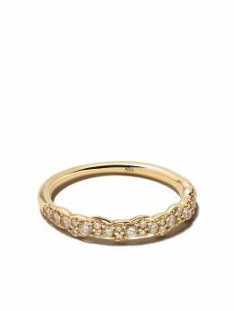 Astley Clarke золотое кольцо Linia Interstellar 41024YNOR