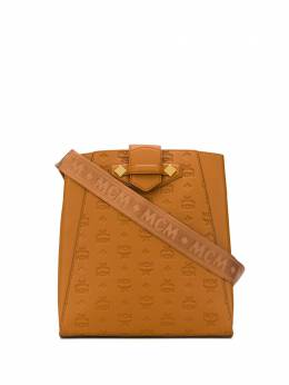 MCM сумка на плечо с логотипом MWDASSE04