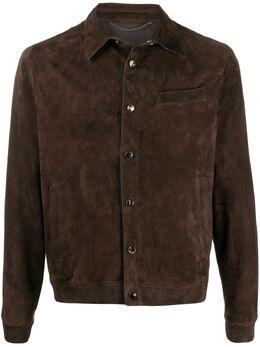 Ajmone куртка-рубашка с длинными рукавами SH5X20ROLEX