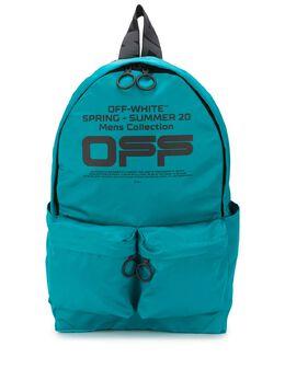 Off-White рюкзак с логотипом OMNB003R20E480043910