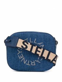 Stella McCartney каркасная сумка Stella Logo размера мини 700072W8642