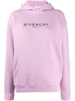 Givenchy худи с логотипом BW70643Z0Y
