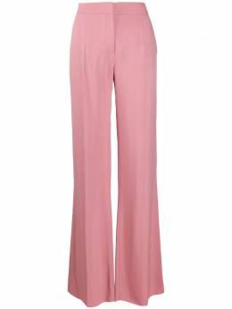 Valentino расклешенные брюки строгого кроя TB3RB3M04NK