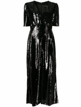 Saloni платье с пайетками 10155