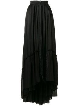 Ann Demeulemeester длинная юбка Nanette 19021750122