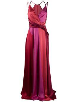 Talbot Runhof вечернее платье Solberg SOLBERG5WT23