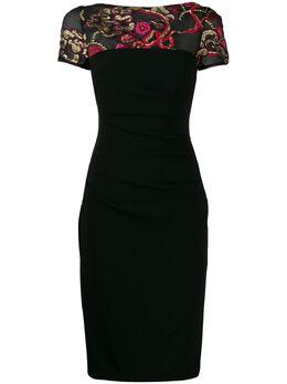 Talbot Runhof платье Bonsai BONSAI1FP15