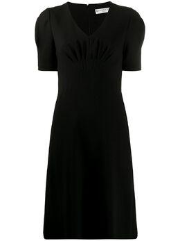 Givenchy платье со сборками BW20UD10EG