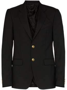 Givenchy однобортный пиджак BM3076100B