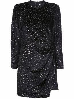 A.L.C. короткое платье с запахом 6DRES00809