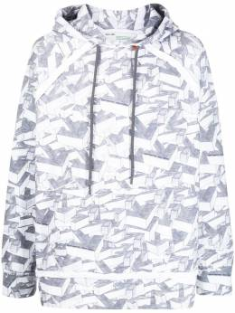 Off-White худи с узором OMBB057R20E300339910