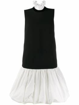 Givenchy платье с оборками BW20SQ12CC