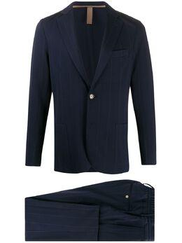 Eleventy пиджак в тонкую полоску A70ABUA04BPCRNTES0A090