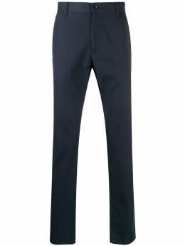 Versace брюки прямого кроя A84822A226391